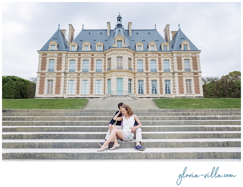 engagement-french-chateau