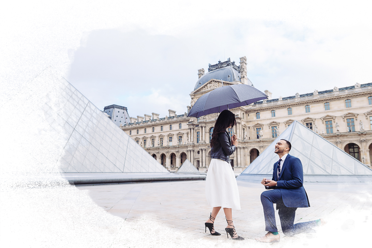 paris proposal photo shoot