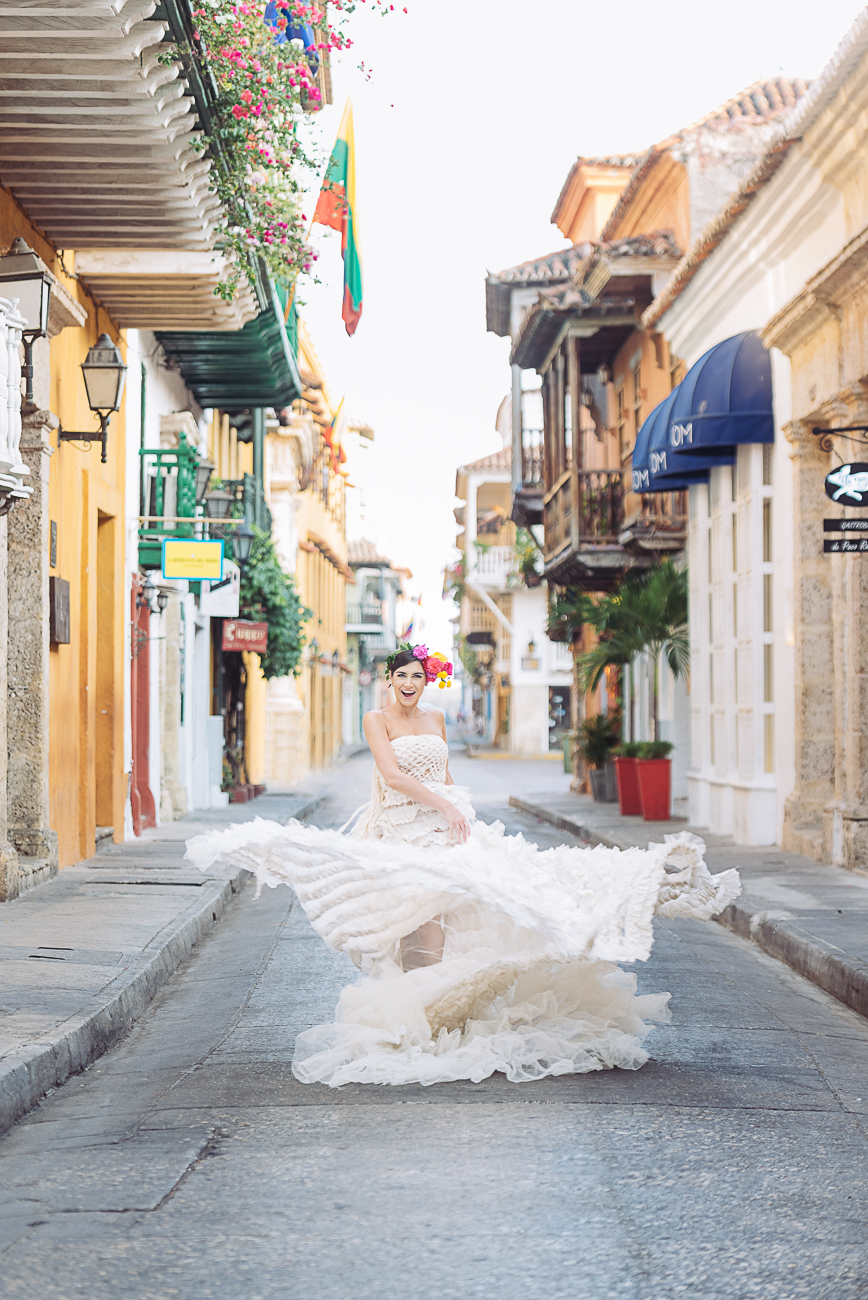 bride-twirling-in-cartagena-road-22