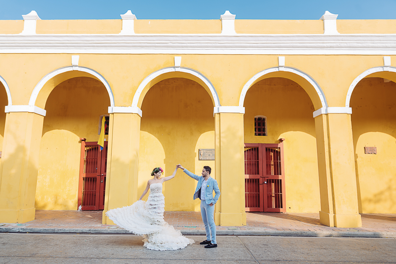 bride-twirling-in-cartagena-with-groom-33