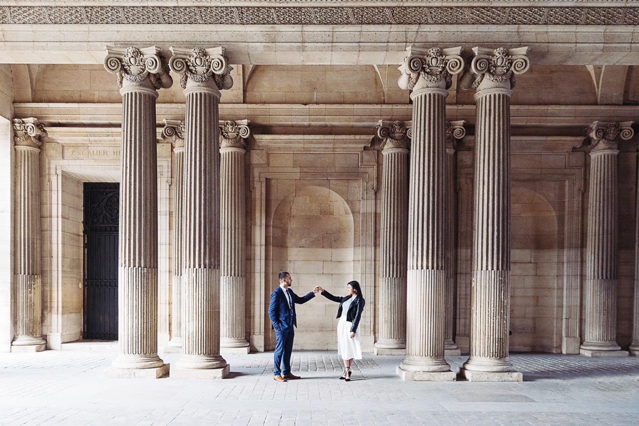 gloria-villa-paris-proposal-louvre-columns