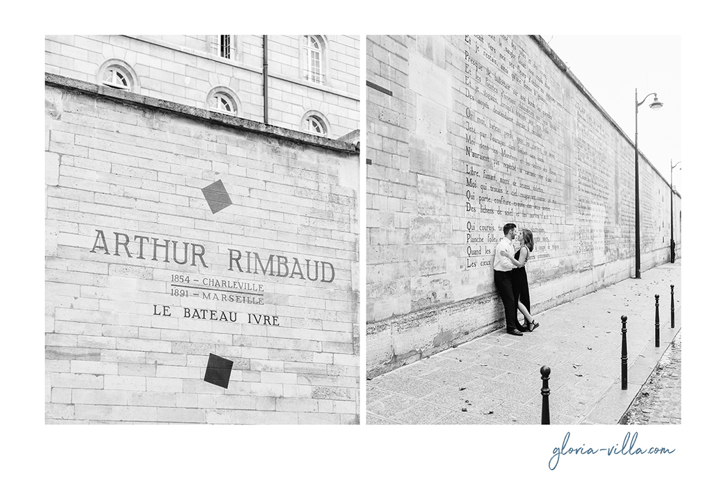 the most romantic paris engagement picutures