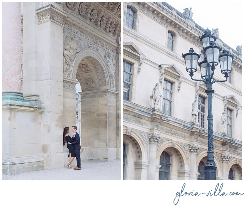 best paris proposal photographer gloria villa