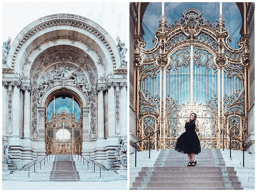 boudoir photography in Paris by gloria villa parisian glamour