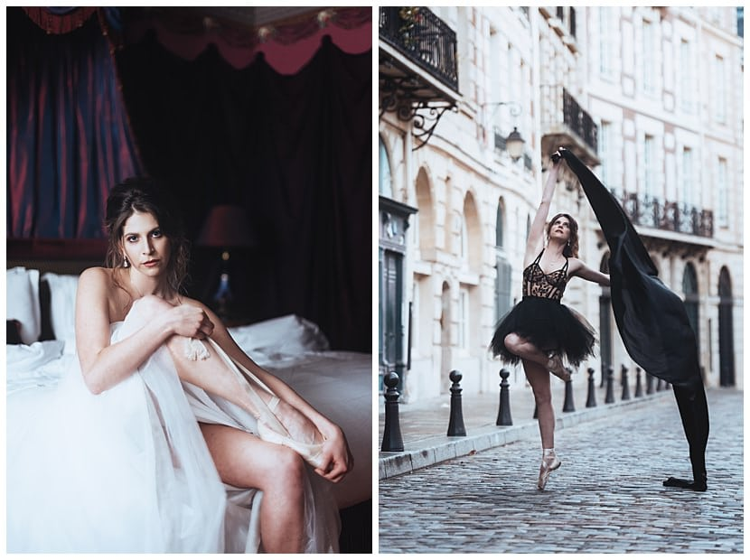 boudoir photography in Paris by gloria villa photographer