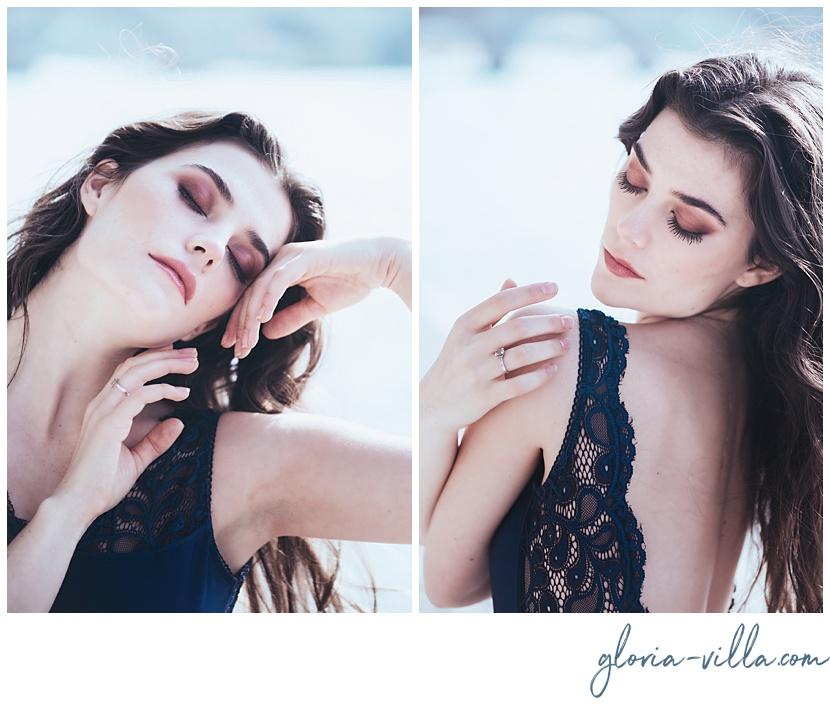 makeup for photoshoot in paris by onorina jomir