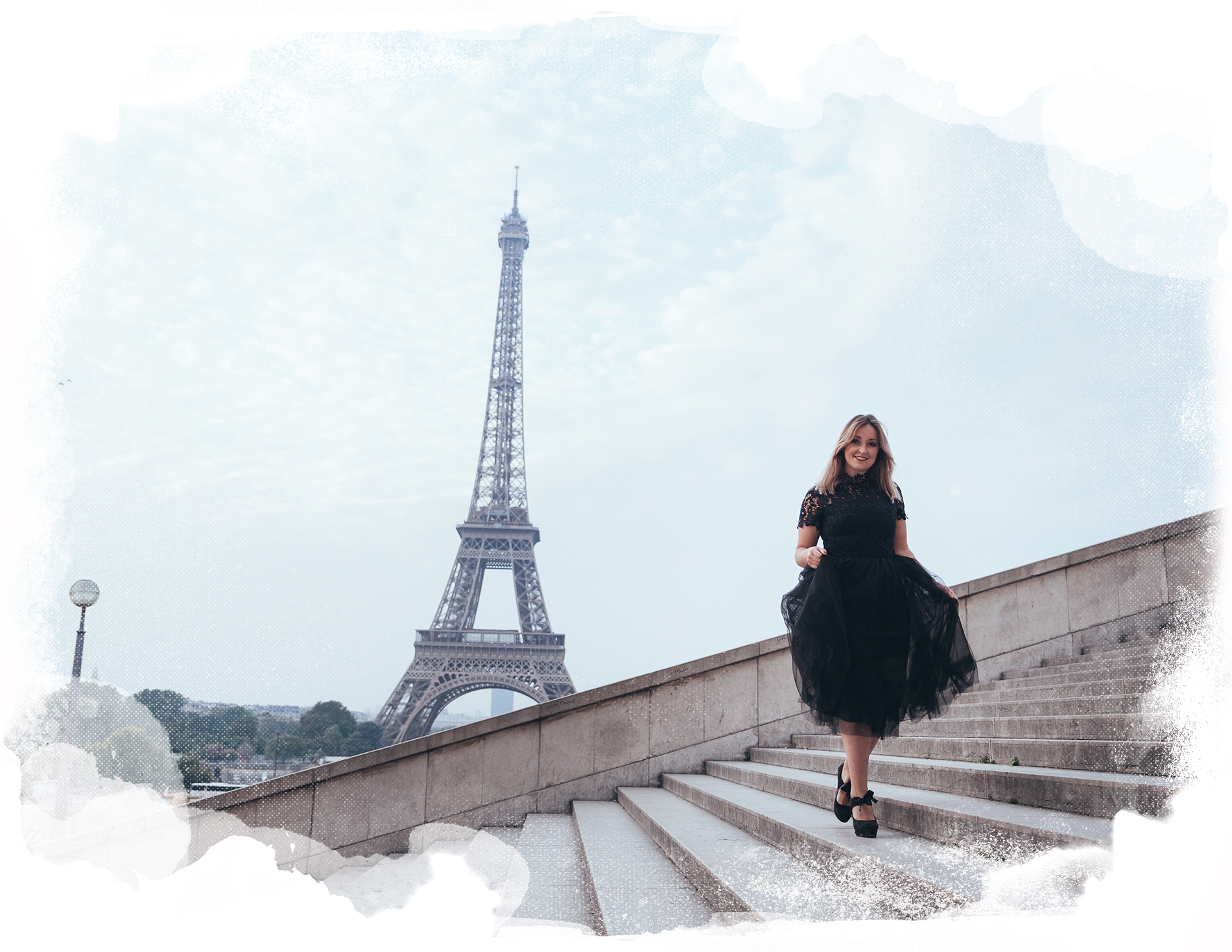 boudoir photoshoot in paris with gloria villa