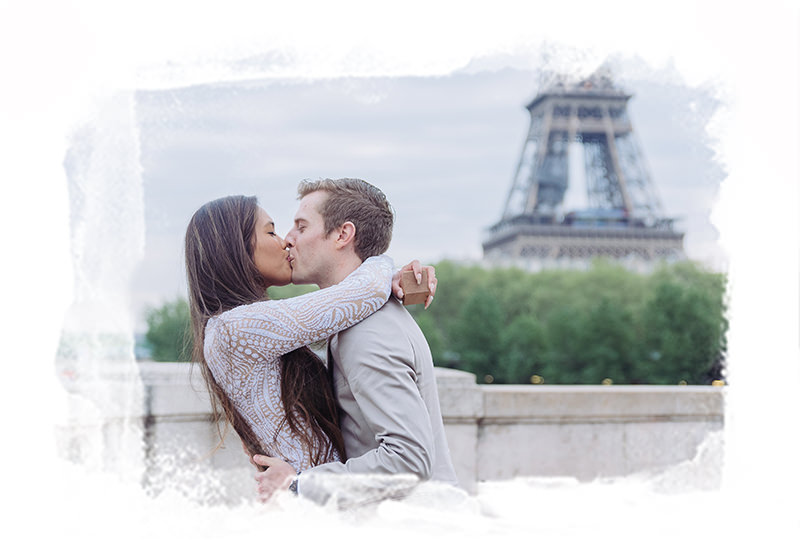 propose in Paris with photographer gloria villa