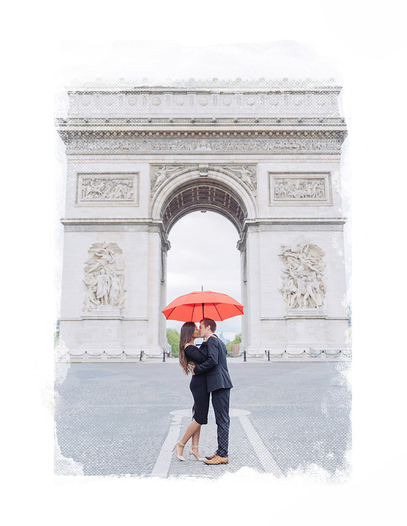 best proposal photographer in Paris gloria villa