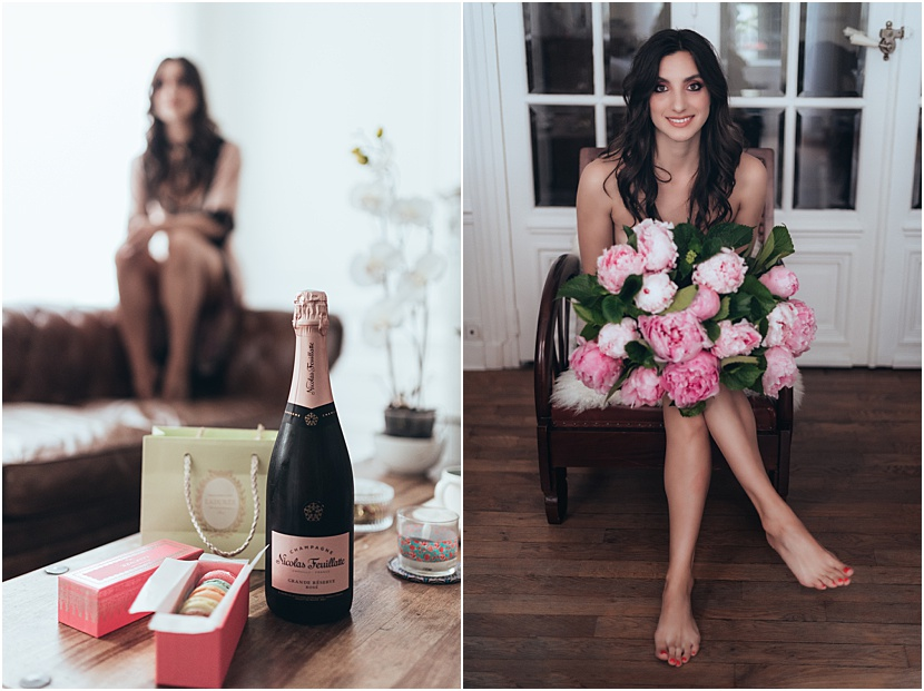 Gloria Villa best boudoir photographer experienced