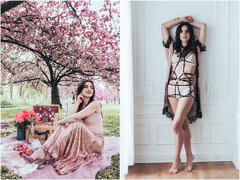 mejor fotografia de boudoir en paris Gloria Villa